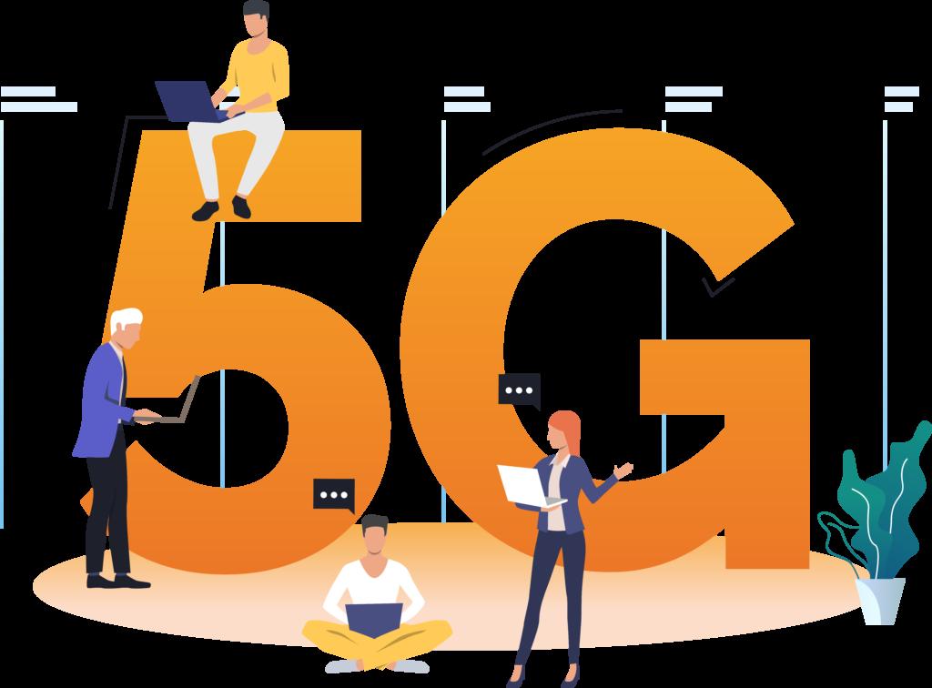 5G entreprise